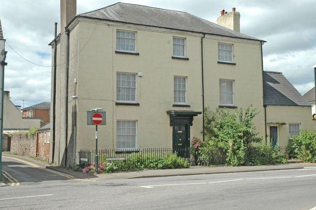 Thumbnail Semi-detached house for sale in Drybridge Street, Monmouth