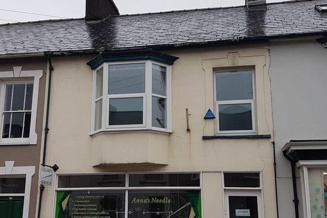 Thumbnail Flat to rent in Flat, 36 Bridge Street, Lampeter, Ceredigion