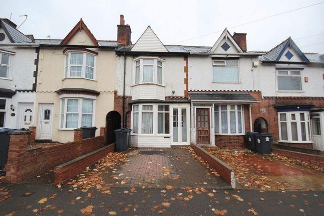 Thumbnail Terraced house for sale in Churchill Road, Bordesley Green, Birmingham