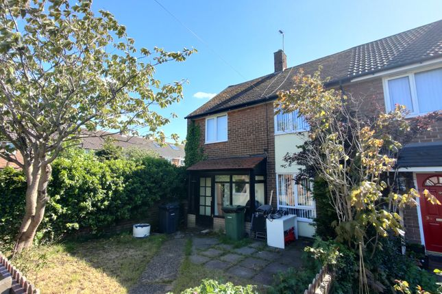Thumbnail End terrace house for sale in Drake Road, Leasowe, Wirral