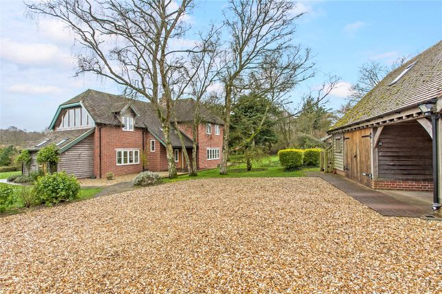 Thumbnail Detached house for sale in Crawley, Winchester, Hampshire