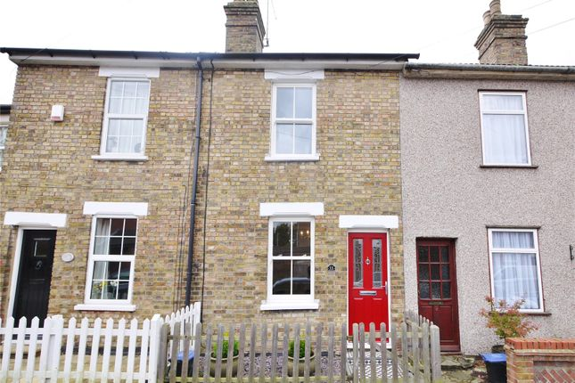 Thumbnail Terraced house for sale in Britannia Road, Warley, Brentwood, Essex