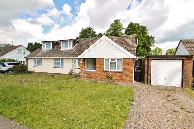 Thumbnail Semi-detached bungalow for sale in Foyle Park, Basingstoke