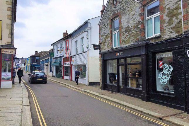 Retail premises to let in 108A, Kenwyn Street, Truro, Cornwall