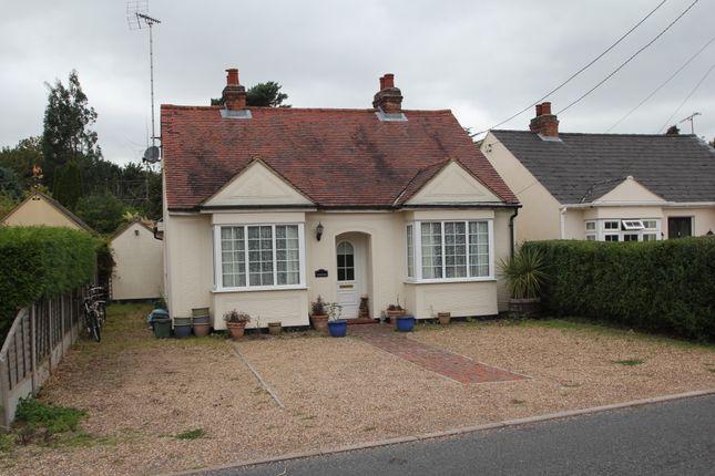 Thumbnail Detached bungalow for sale in The Heath, Dedham, Colchester
