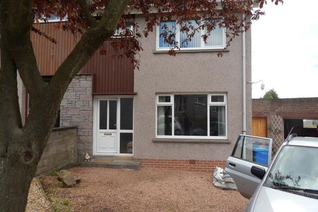 Thumbnail Semi-detached house to rent in Castleroy Crescent, Broughty Ferry, Dundee