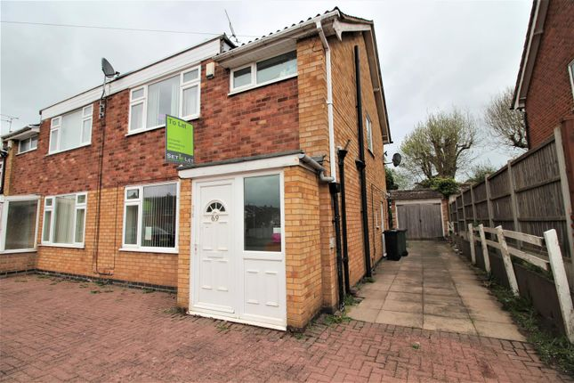 3 bed property to rent in Turner Rise, Oadby, Leicester LE2