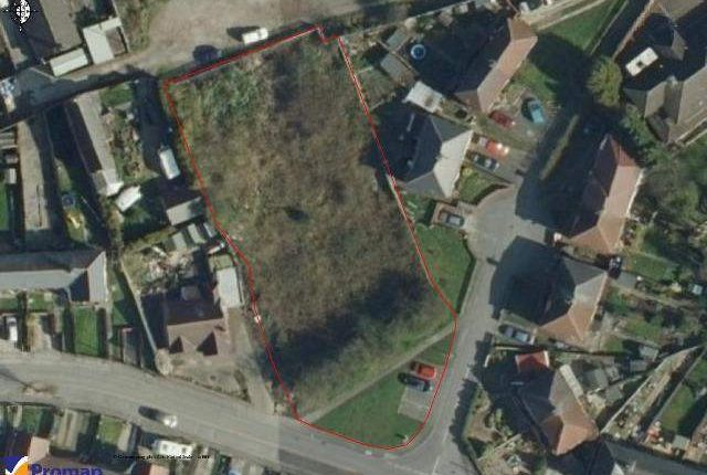 Thumbnail Land for sale in Land At Rose Avenue/Peveril Drive, Peveril Drive, Ilkeston, Derbyshire