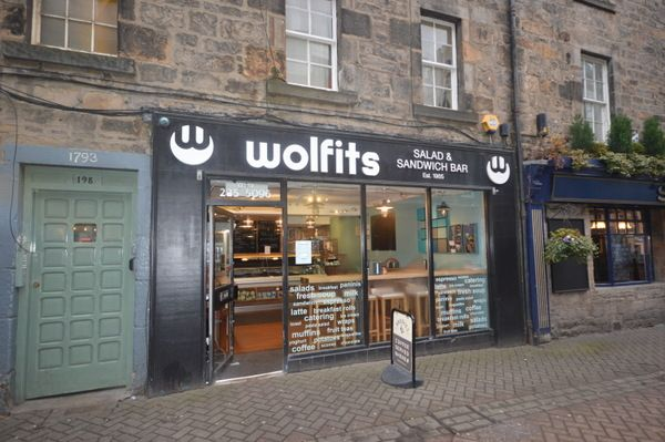 Thumbnail Restaurant/cafe for sale in Rose Street, Edinburgh