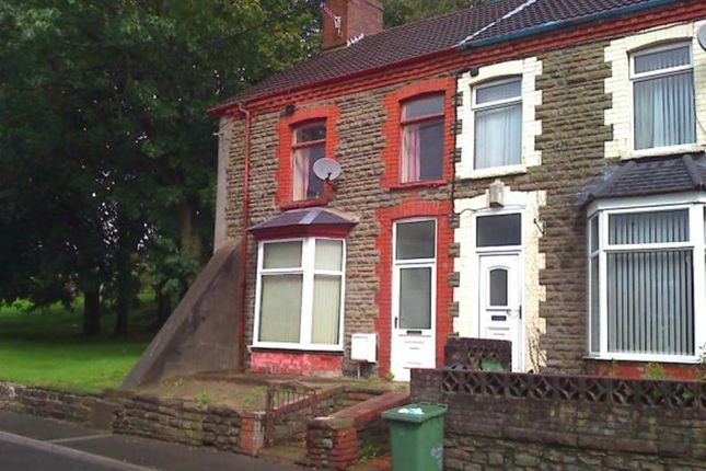 Thumbnail Flat to rent in Thomas Street, Abertridwr, Caerphilly