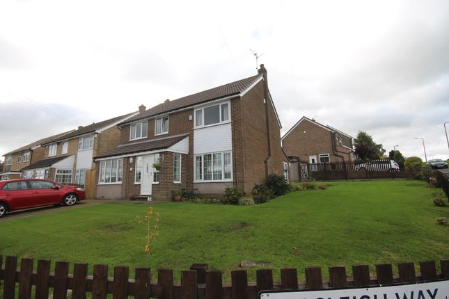 Thumbnail Detached house to rent in Ollerdale Avenue, Allerton