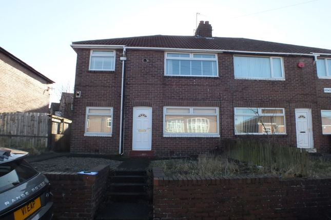 Thumbnail Flat to rent in Howdene Road, Newcastle Upon Tyne