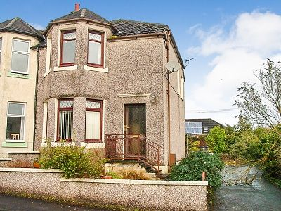 Thumbnail 2 bed semi-detached house for sale in 5 Cree Avenue, Newton Stewart