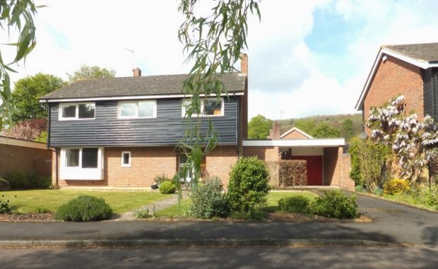 Thumbnail Detached house for sale in Boakes Meadow, Shoreham, Sevenoaks