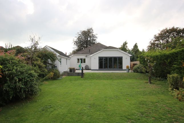 Thumbnail Detached bungalow for sale in Broadshard Lane, Ringwood