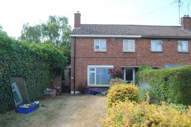Thumbnail Semi-detached house for sale in Upper George Street, Higham Ferrers, Rushden