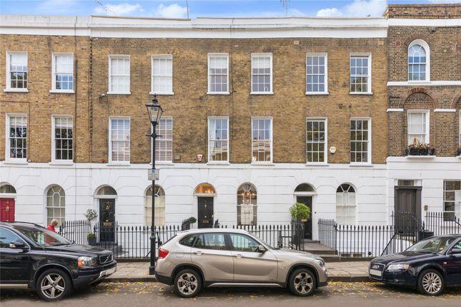 Thumbnail Terraced house for sale in Burgh Street, Islington, London