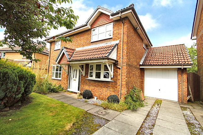 Thumbnail Detached house for sale in Masbury Close, Bolton