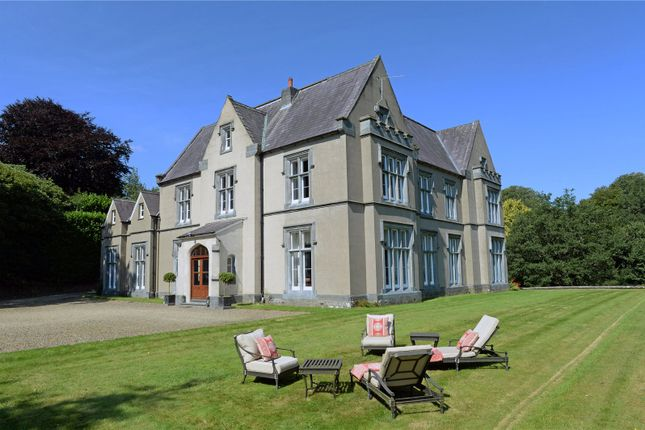 Clynfyw mansion abercych boncath pembrokeshire sa37 8 - 8 bedroom homes for sale in los angeles ...
