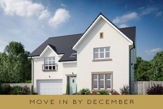"Thumbnail Detached house for sale in ""The Moncrief"" at Cassidy Wynd, Balerno"