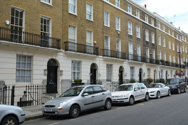 Thumbnail Detached house for sale in Albion Street, London