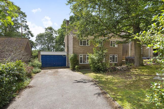 Thumbnail Detached house for sale in Newbury, Berkshire