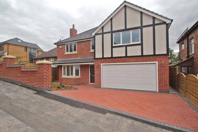 Thumbnail Detached house for sale in Watson Avenue, Bakersfield, Nottingham