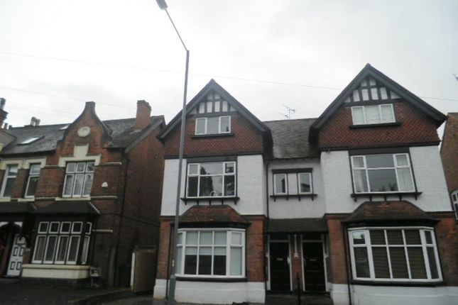 Thumbnail Flat to rent in Victoria Road, Sutton Coldfield