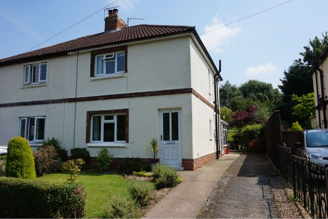 Thumbnail Cottage for sale in Cemetery Crescent, Laceby