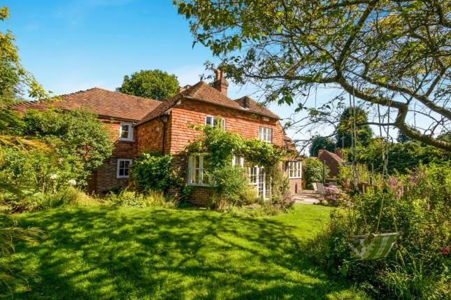 Thumbnail Detached house for sale in Haslemere, Surrey, United Kingdom