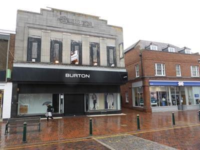 Thumbnail Retail premises to let in High Street, Sittingbourne, Kent