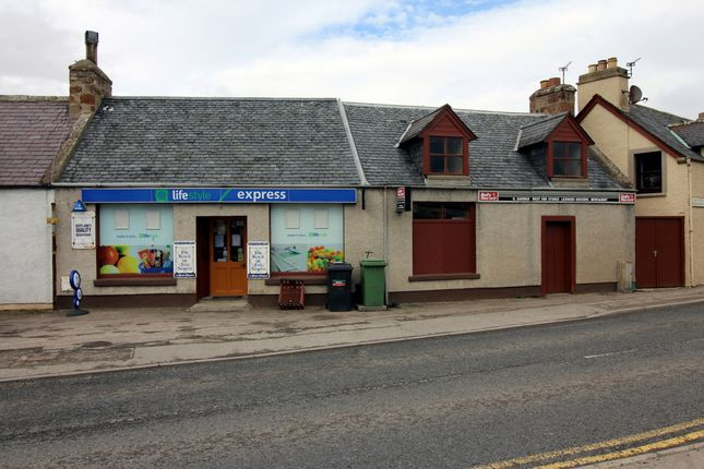 Thumbnail Retail premises to let in West End Convenience Store, Main Street, Golspie