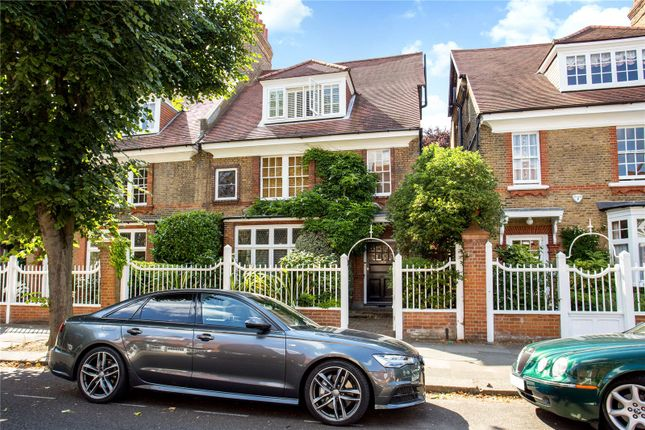 Thumbnail Semi-detached house for sale in Woodstock Road, London