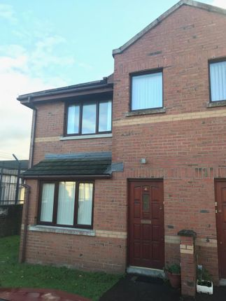 Thumbnail 2 bed flat to rent in Diamond Grove, Finaghy, Belfast