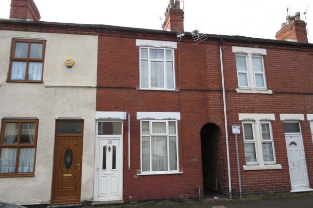 Terraced house to rent in Alfred Street, Loughborough