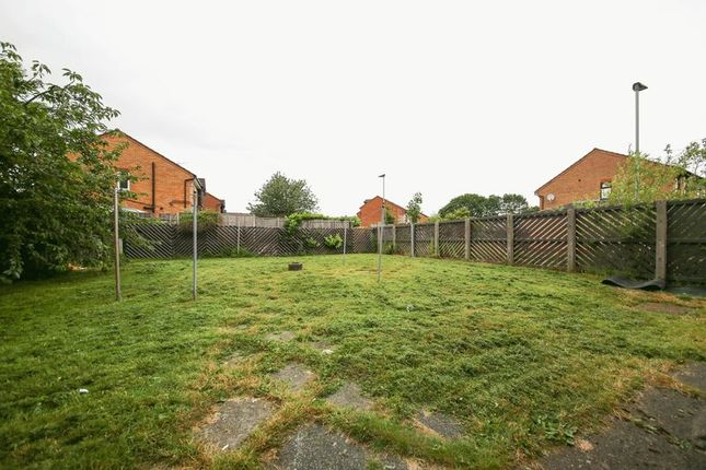 Communal Gardens of Thackeray Place, Worsley Mesnes, Wigan WN3