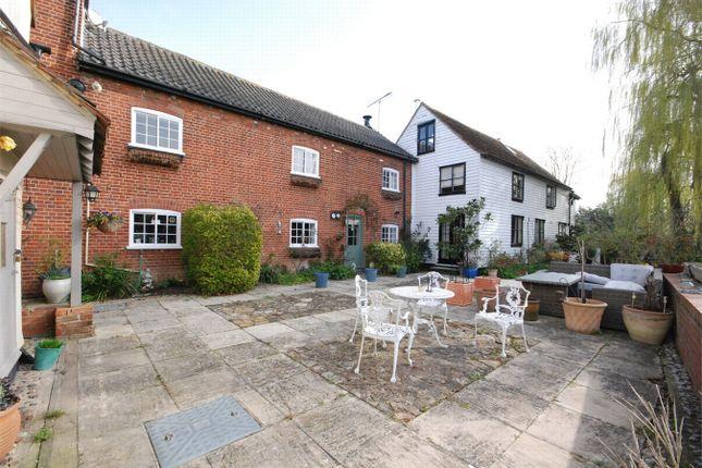 Thumbnail Terraced house for sale in Riverside Maltings, Bridge Street, Coggeshall, Essex
