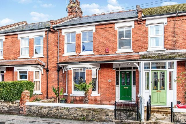 Thumbnail Terraced house to rent in St. Georges Road, Broadstairs