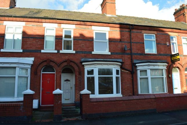 3 bed terraced house to rent in Earle Street, Crewe
