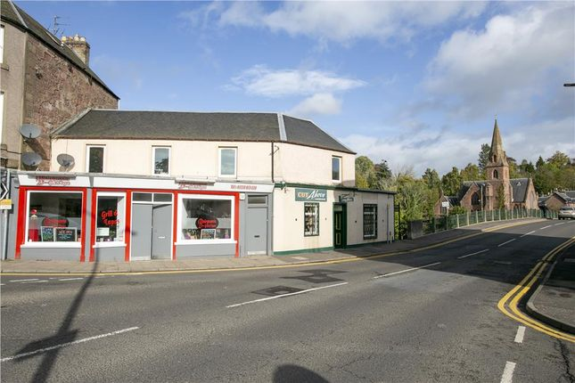 Thumbnail Restaurant/cafe for sale in Blairgowrie Grill And Tapas, 4 Wellmeadow, Blairgowrie, Perthshire