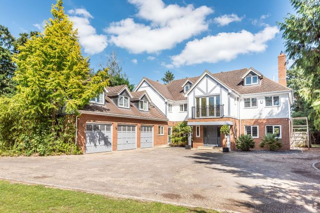Thumbnail Detached house for sale in Oxford Road, Frilford, Oxfordshire