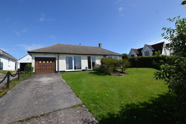 3 bed detached bungalow for sale in Spring Road, Wembury Point, Plymouth