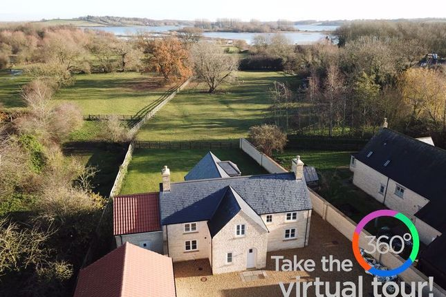 Thumbnail Detached house for sale in Close To Rutland Water, Village Setting, Oakham