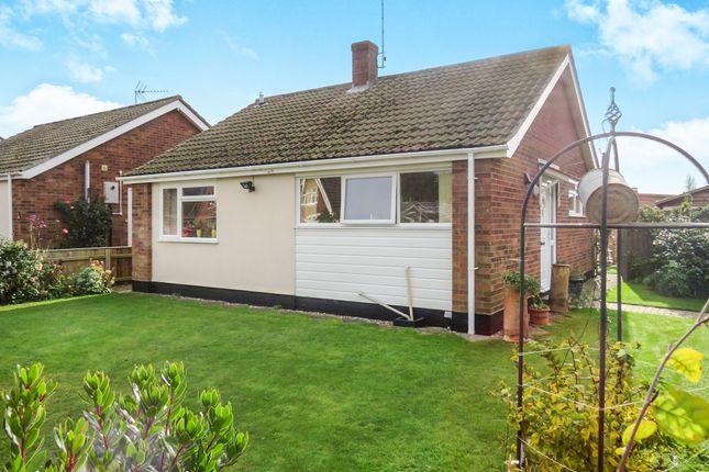 Thumbnail Detached bungalow for sale in Rowan Road, Martham, Great Yarmouth
