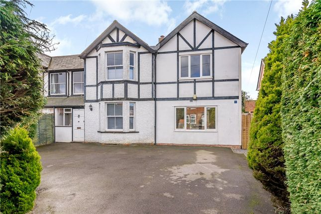 Thumbnail Semi-detached house for sale in Essex Street, Newbury, Berkshire