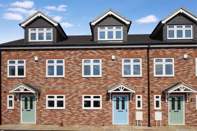 Thumbnail Terraced house for sale in Mill Road, Aveley, South Ockendon