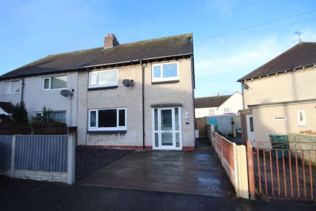 Thumbnail Semi-detached house for sale in Maes Derw, Llandudno Junction