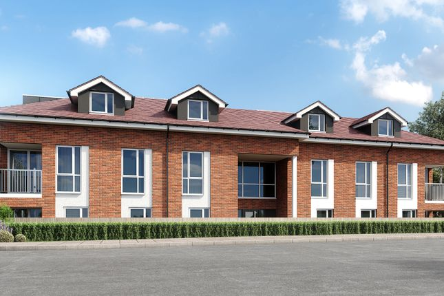 1 bed flat for sale in Forest Centre, Whitehill Road, Bordon GU35