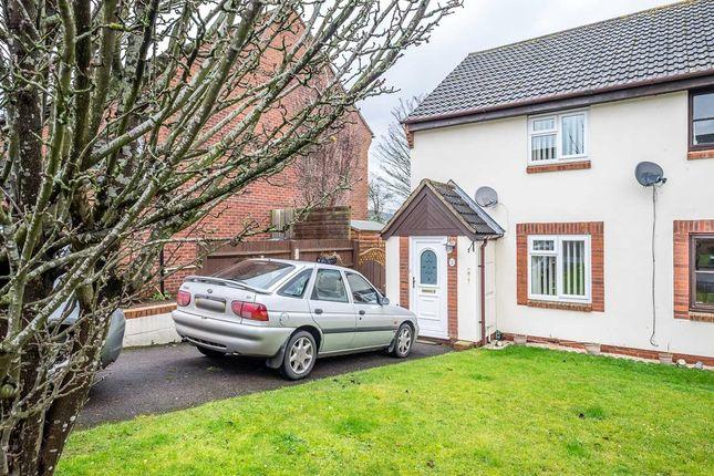 Thumbnail Semi-detached house to rent in Allsopp Close, Newnham