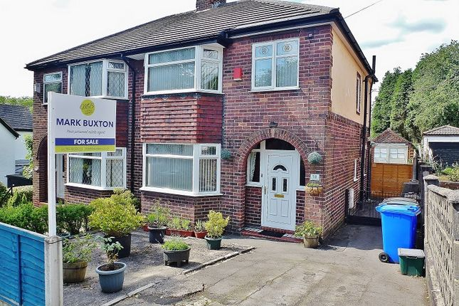 3 bed semi-detached house for sale in Greenbank Road, Tunstall
